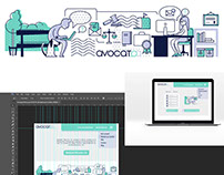 Responsive Web Design/ Avocatoo