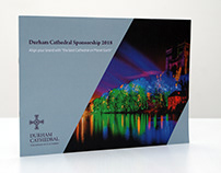 Durham Cathedral Sponsorship Brochure