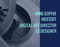 Art Director Resume / CV