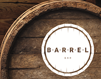 B.A.R.R.E.L bar logo