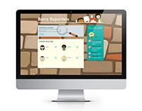 Borre Reporters / Social Platform For Children