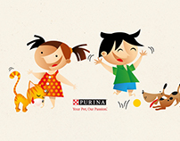 PURINA® Friends for Life