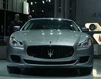 Introducing the Maserati Levante