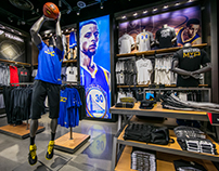 The ARMOURY | Champs Sports | Christiana, TX