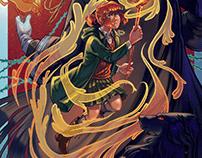 Mahoutsukai no Yome print