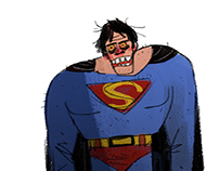 Character design- Super/ heros
