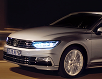 Volkswagen Passat // Fatigue Detection TV