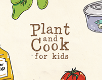 Plant and Cook for kids Project