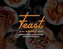 Feast Agency Branding