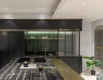 DE Design / Serviced apartment