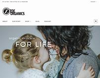 Zoe Organics Website