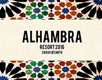 ALHAMBRA RESORT 2016