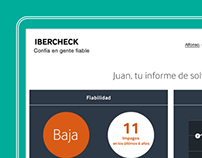 IBERCHECK. Trust in Trustworthy People
