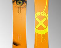 Olley Snowboard Design