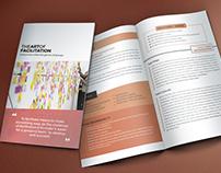 Diseño y maquetación dossier informativo