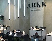 ARKK Copenhagen booth