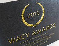Wisconsin Athletic Club - WACY Awards