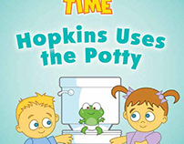 Potty Time Children's Book