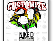 NIKE ID - Shoe Customizing Kit