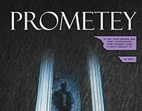 """Comics """"PrometeY"""" [2017]"""