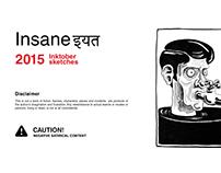 Insaneiyat (Inktober 2015)