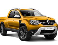 Renault Oroch 2022