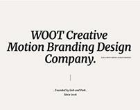 WOOT Creative 2020 REEL
