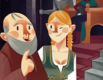 Serbian folk fairy tales