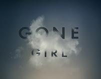 """""""Gone Girl"""" poster"""