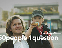 50people1question | street-project