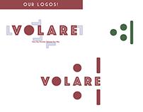 Volare Rebranding Project