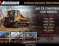 Spanish Morooka Carriers Advertisment