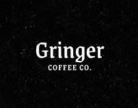 Gringer - Branding design concept via Artboard Studio