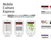 Culture Express App