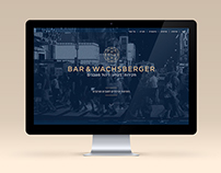 Bar & Wachsberger | Web Design & Brandi Identity