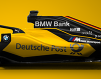 BMW F1 Concept Liveries