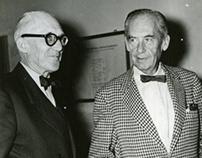 Le Corbusier & Walter Gropius