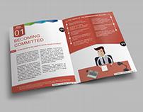 Maquette brochure A4