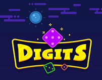 Digits Board Game Design