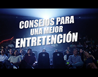 Manual de Seguridad Cine Hoyts / Mutual de Seguridad