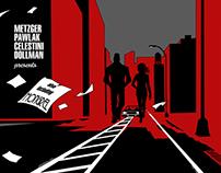 VILLAIN #2 (2011) - comicbook publicated in 2016.