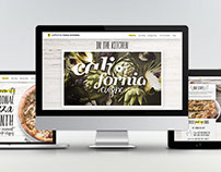 California Pizza Kitchen Digital Campaign
