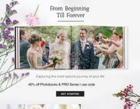 Wedding emailer