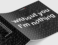 """Placebo """"without you I'm nothing"""" special edition"""