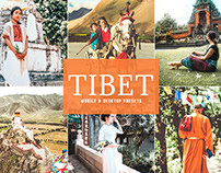 Free Tibet Mobile & Desktop Lightroom Presets