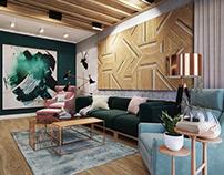 living room \ interior \Samara\Russia\2017