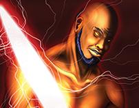 RED LIGHTNING - Saber Series pt 4