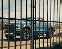 Ford F150 Raptor - CGI