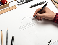 GAL HASSIN - Marchio/Logotipo