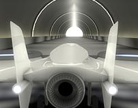 Flying Vehicle Animation Practice